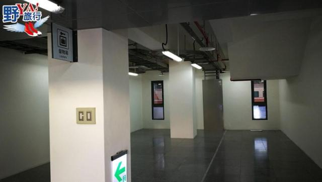 台灣|花蓮 台鐵新站啟用 創意造型打卡熱點 @YA !野旅行-吃喝玩樂全都錄