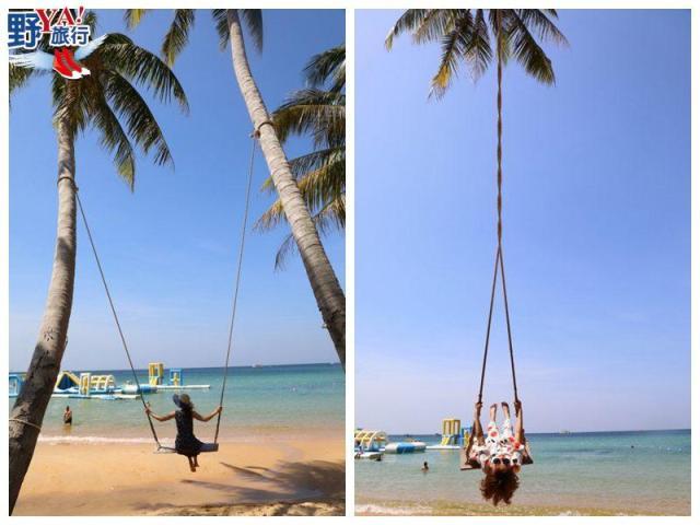 越南|富國島 世界最長三索跨海纜車 空拍機視角唯美海景 @YA !野旅行-吃喝玩樂全都錄