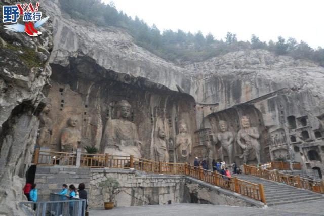 河南 洛陽 走訪中國四大石窟之首 細看千年佛教文化遺產 @YA 野旅行-陪伴您遨遊四海