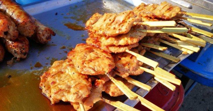 泰國|芭達雅 逛傳統市集品嘗在地小吃 泰國小漁村裡的迷人風光 @YA 野旅行-陪伴您遨遊四海