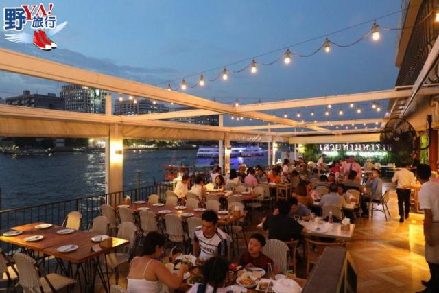 泰國 曼谷 昭彼耶河畔放水燈 夕陽極景佐經典泰式美食 @YA !野旅行-吃喝玩樂全都錄