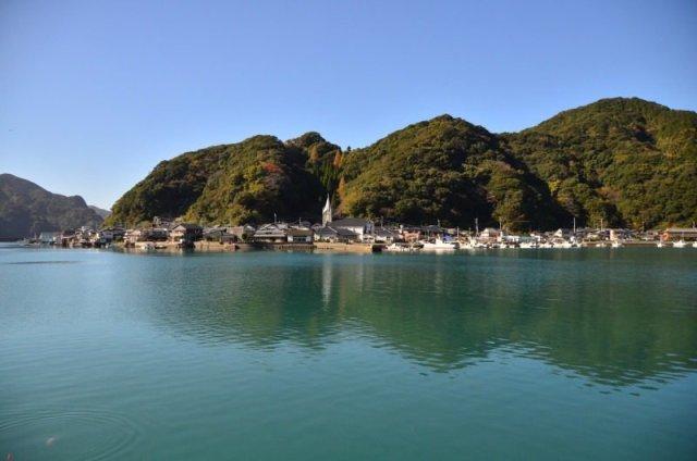 日本│九州 天草單車之旅  如歐洲童話小鎮的崎津聚落 絕景夕陽 @YA 野旅行-陪伴您遨遊四海