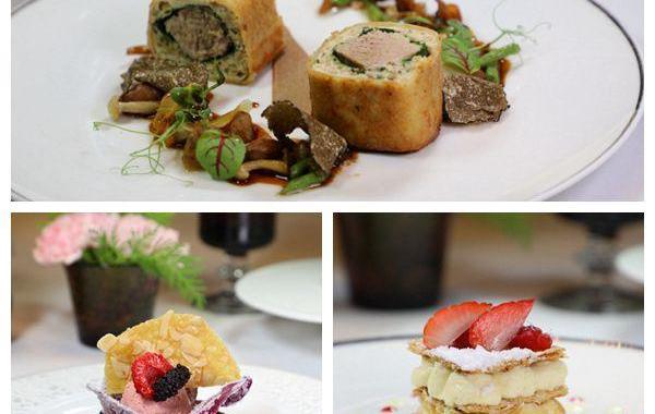 泰國|曼谷 第一高樓俯瞰曼谷璀璨夜景 米其林餐廳品嘗頂級法式饗宴 @YA 野旅行-陪伴您遨遊四海
