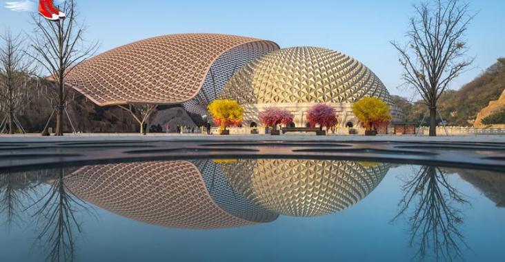 江蘇|南京 牛首山佛頂宮 世界佛教文化新遺產 @YA !野旅行-玩樂全世界