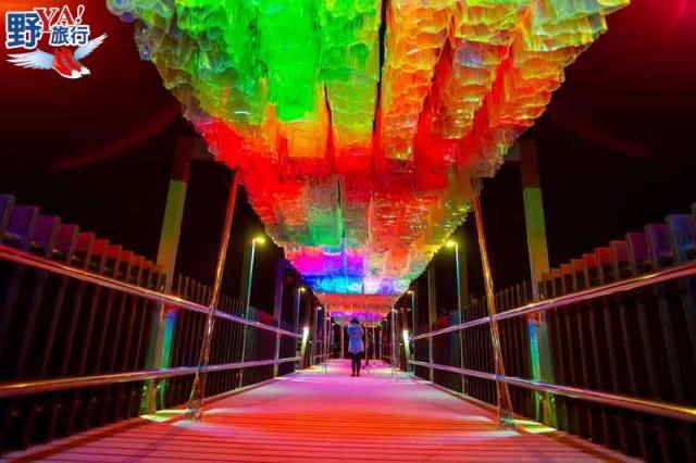 台南|鹽水 2019月津港燈節到鹽水隨光呼吸 @YA !野旅行-玩樂全世界