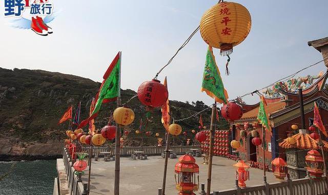 福建 馬祖 卡蹓擺暝文化祭 @YA !野旅行-玩樂全世界