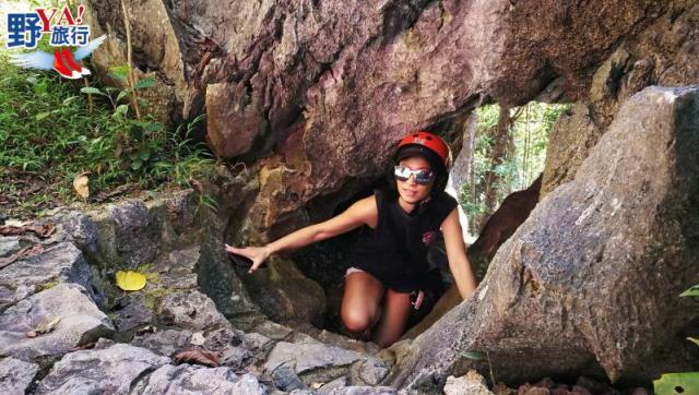 菲律賓 馬尼拉 喀斯特地形當蜘蛛人 甜點博物館找童趣 @YA !野旅行-吃喝玩樂全都錄