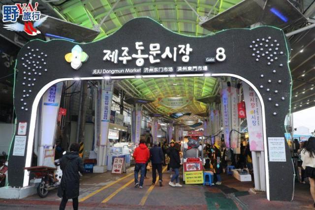 韓國 濟州島 逛菜市仔吃地方美食 感受濟州庶民生活 @YA !野旅行-吃喝玩樂全都錄