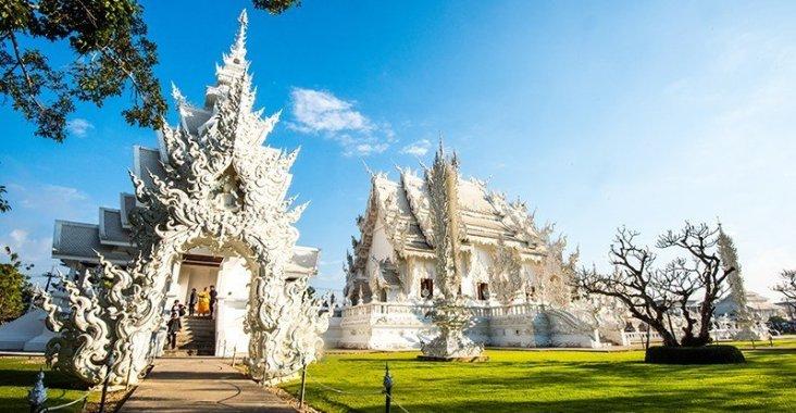 旅行泰國必訪!華麗又特別的八間寺廟 @YA !野旅行-玩樂全世界