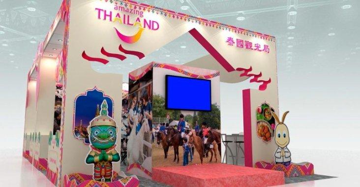 驚艷泰國開啟全新視野  2019 TTE國際旅展 @YA !野旅行-玩樂全世界