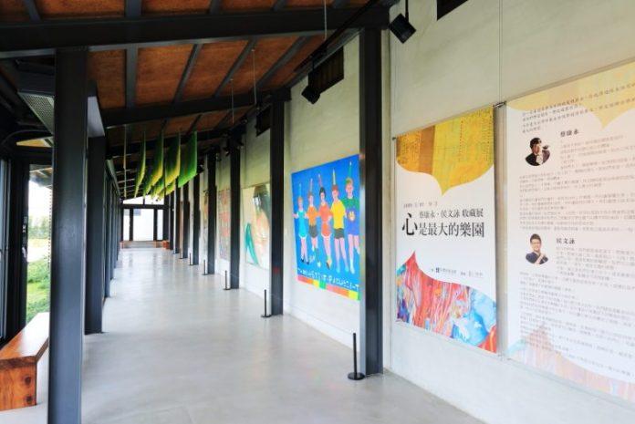 池上遇見蔡康永X侯文詠 「心是最大的樂園」收藏展 @YA !野旅行-吃喝玩樂全都錄