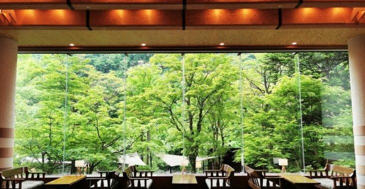 日本青森 星野奧入瀨溪流飯店 品味夏日和風精緻饗宴 @YA 野旅行-陪伴您遨遊四海