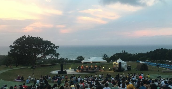 2019東海岸大地藝術節 月光•海音樂會近5000遊客共享夏日盛宴! @YA !野旅行-玩樂全世界
