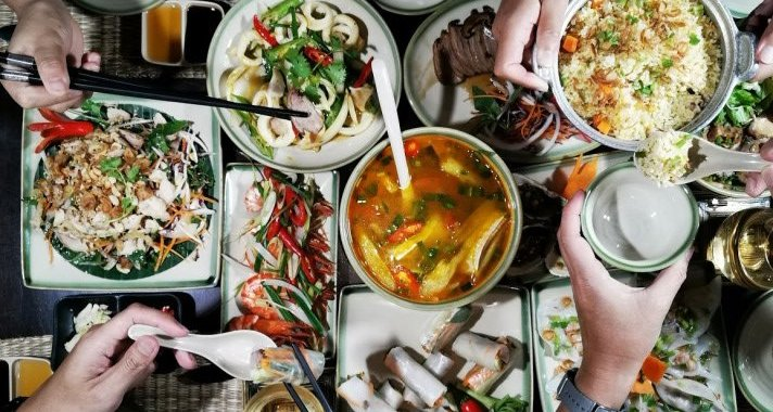 食在中越 峴港會安巷弄小吃無敵美味 @YA !野旅行-玩樂全世界