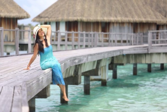 馬爾地夫卡尼島Club Med水上屋Villa奢華體驗 @YA !野旅行-吃喝玩樂全都錄