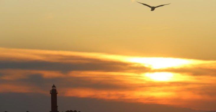 搭船看釧路夕陽極景 大啖道東美味海鮮 @YA !野旅行-玩樂全世界