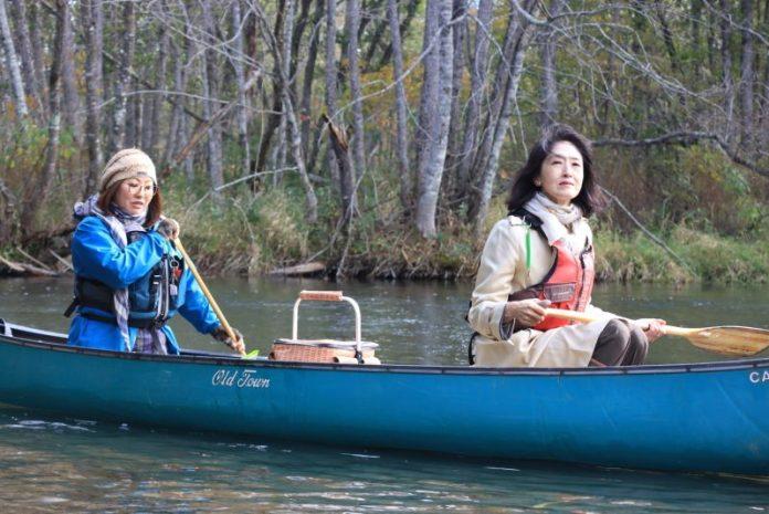 坐擁北海道道東秋色 釧路川源頭划獨木舟 @YA 野旅行-陪伴您遨遊四海
