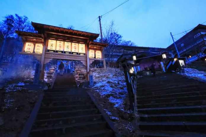 開湯1900多年 藏王溫泉深山莊高見屋的華麗饗宴 @YA !野旅行-吃喝玩樂全都錄