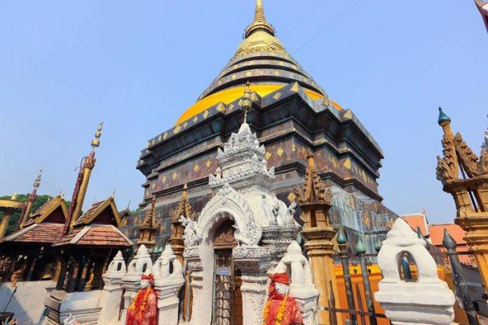 重回泰北哈里奔猜王朝 南邦緬甸風格寺廟巡禮 @YA 野旅行-陪伴您遨遊四海