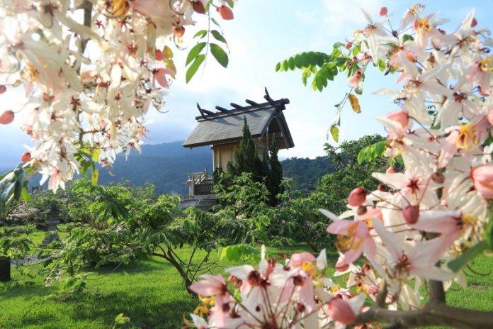 悠遊台東縱谷絕景 鹿鳴溫泉酒店泡湯嘗在地美食 @YA !野旅行-吃喝玩樂全都錄