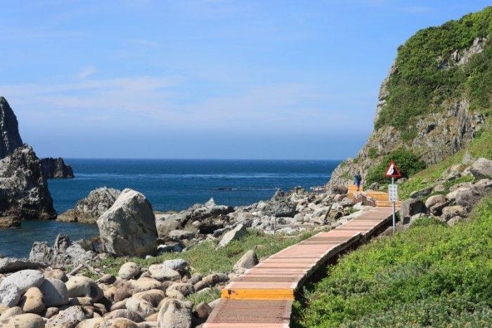 基隆嶼3月15日提前開放登島 每天限額1200人 @YA 野旅行-陪伴您遨遊四海