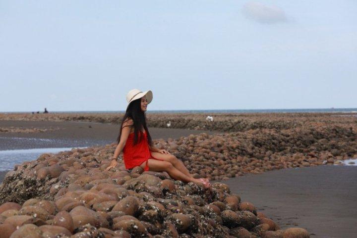 桃園新屋牽罟搭石滬 體驗全台唯一海客文化 @YA !野旅行-吃喝玩樂全都錄