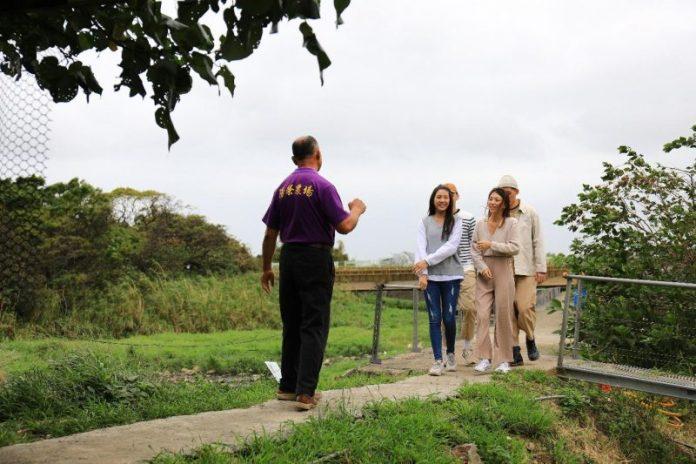 溪海休區賞花玩農家體驗 走跳花海繽紛的國門之境 @YA !野旅行-吃喝玩樂全都錄