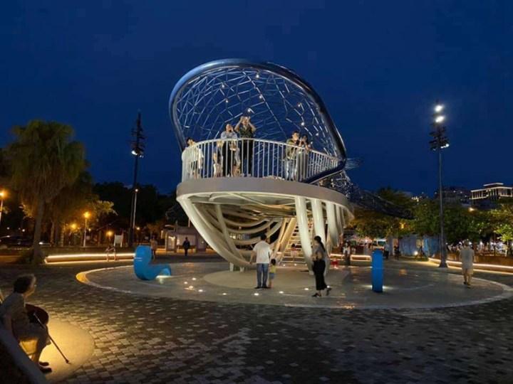 大魚的祝福再傳捷報 榮獲2020LIT美國照明設計獎肯定 228連假台南必訪景點 @YA 野旅行-陪伴您遨遊四海