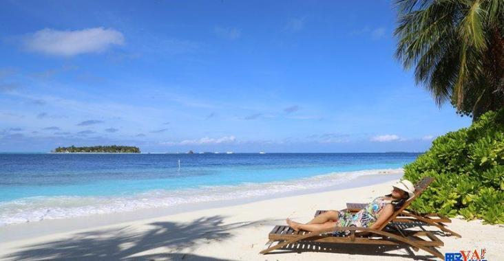 有一種藍叫馬爾地夫藍 此生必訪的度假天堂 @YA 野旅行-陪伴您遨遊四海