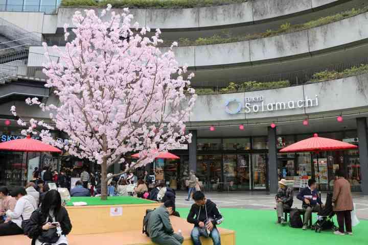 東京晴空街道大改裝引進超多人氣店家~在TOKYO Solamachi就能旅遊世界、旅遊日本、逛日本下町 @YA !野旅行-吃喝玩樂全都錄