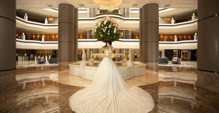 台北君悅酒店搶攻2021幸福商機舉辦Golden Vow婚禮展 @YA !野旅行-玩樂全世界