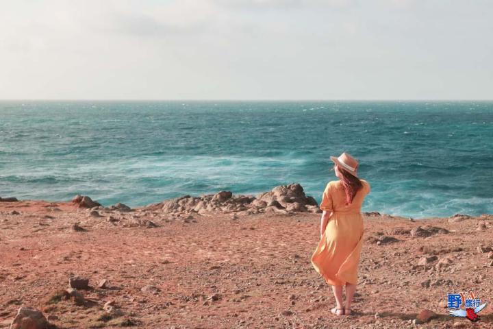 賞花火悠遊西嶼北環線 澎湖春夏小旅行這樣玩 @YA 野旅行-陪伴您遨遊四海