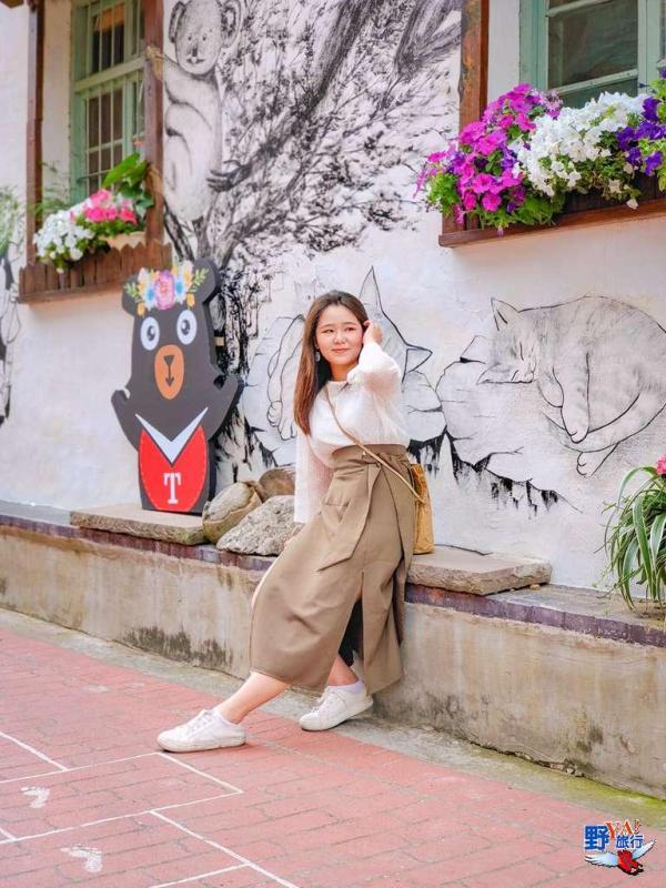南庄花卉節5月1日開跑 參山處打造花街經典小鎮 @YA 野旅行-陪伴您遨遊四海