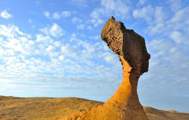 北海岸第一座地質公園-野柳地質公園獲文資法正名肯定! @YA !野旅行-吃喝玩樂全都錄