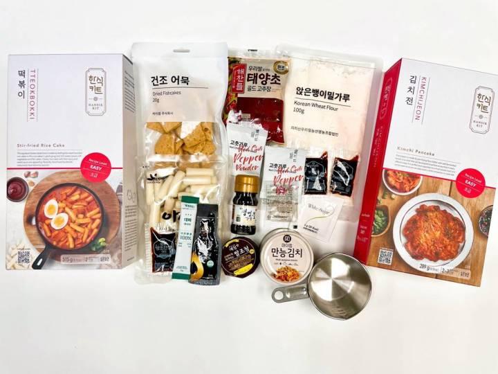 600份韓食料理體驗組合包免費送 韓國觀光公社讓你宅家做韓食 @YA !野旅行-吃喝玩樂全都錄