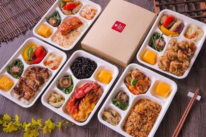 板橋凱撒大飯店朋派自助餐七款特色便當 美味輕鬆袋著走 @YA !野旅行-吃喝玩樂全都錄