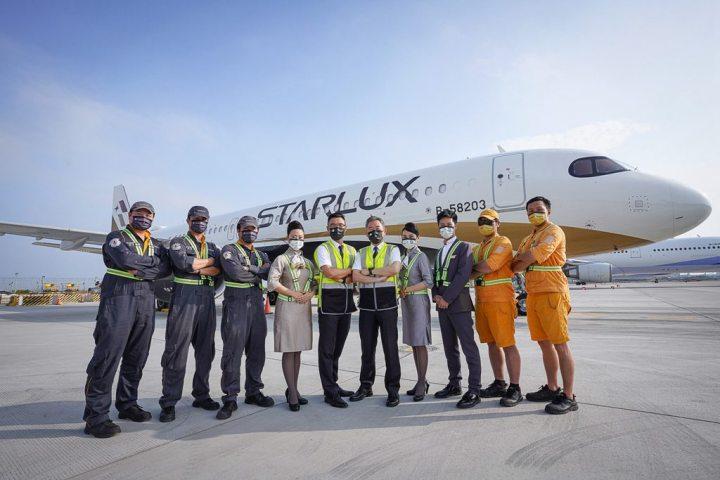 STARLUX JX STYLE制服款口罩6月5日開賣 @YA !野旅行-玩樂全世界