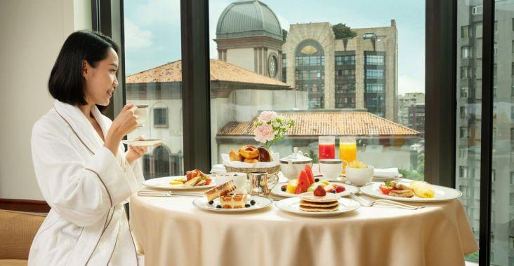微解封體驗偽出國的奢華享受 台北文華東方酒店「食尚之旅」一泊三食  @YA !野旅行-吃喝玩樂全都錄