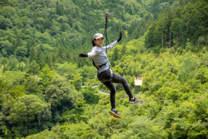 消暑推薦 高知縣五大場域上山下海戶外體驗 @YA !野旅行-吃喝玩樂全都錄