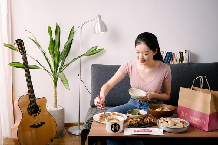 金蓬萊排骨酥、嵜本生吐司 foodpanda 獨家上線美味直送 @YA !野旅行-吃喝玩樂全都錄