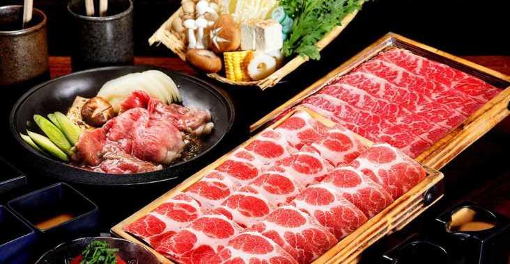 三燔本家「重磅雙饗壽喜燒」吃很飽套餐  全台低溫宅配免運費 @YA !野旅行-吃喝玩樂全都錄