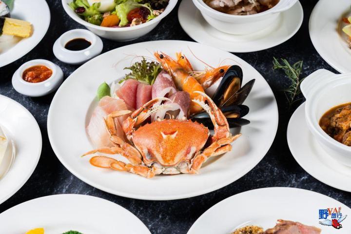 開放內用,味蕾解封,義大皇家酒店中西美食迎客 @YA !野旅行-吃喝玩樂全都錄