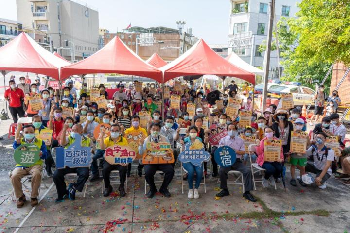 夏日秋瘋系列活動首發-西拉雅吃冰節  食字路口超饗芒果冰 @YA !野旅行-吃喝玩樂全都錄
