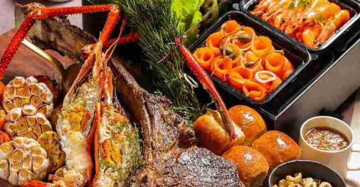 中秋夯肉在家吃  「晶華美食到你家」最狂炭烤海陸大餐週末開賣  雙北全區外送免運費 @YA !野旅行-吃喝玩樂全都錄