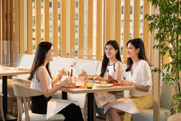 台北、台南遠東香格里拉暨新板Mega50  放大五倍振興券 住宿餐飲超值回饋享樂加倍 @YA !野旅行-吃喝玩樂全都錄