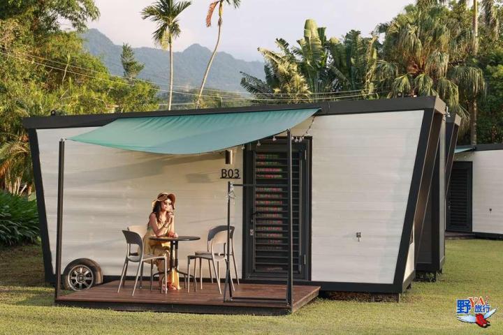 爽吃A5和牛龍蝦的奢華露營區 苗栗斑比跳跳X三灣棕櫚灣 @YA !野旅行-吃喝玩樂全都錄