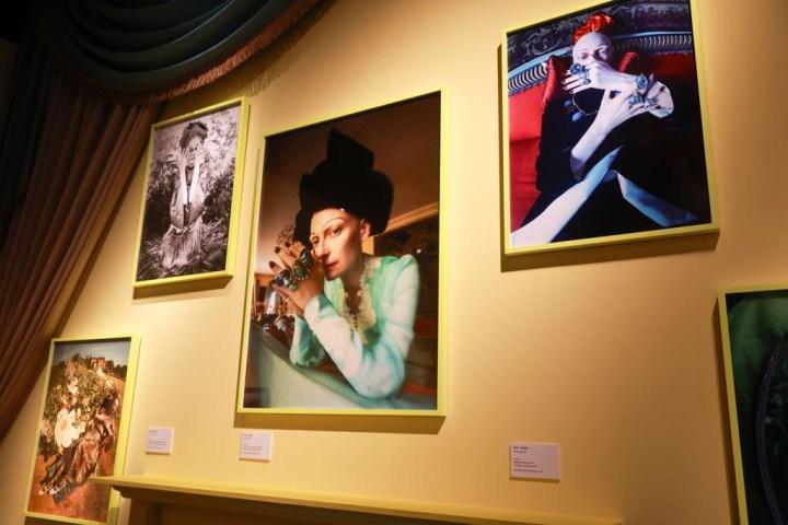 開啟奇幻時尚之旅 奇美博物館傳奇攝影大師蒂姆.沃克特展 @YA !野旅行-吃喝玩樂全都錄
