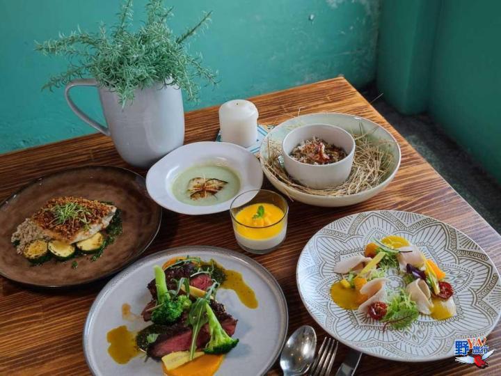 蘭陽平原歷史建築新風貌 懷舊民宿品嘗頂級法式料理 @YA !野旅行-吃喝玩樂全都錄