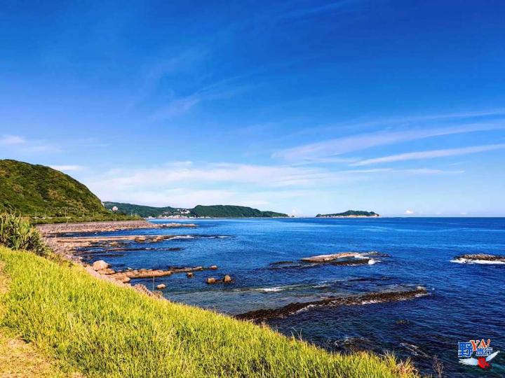 吹風 解憂 自行車的北海岸海天人文一日遊 @YA !野旅行-吃喝玩樂全都錄