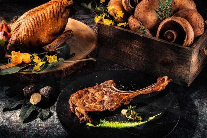 台北君悅  秋食上癮 寶艾西餐廳「遊獵黑松露饗宴」 初嚐舌尖上的奢華 @YA !野旅行-吃喝玩樂全都錄